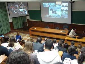 Reunião comemorativa dos 10 anos da rede, com 11 pontos conectados